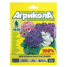 Агрикола д/комн.растений  25г  (200шт) 04-059 Тех