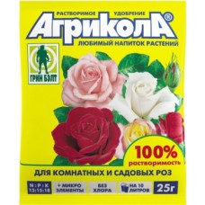 Агрикола д/комн. и садовых роз 25г  (100шт) 04-064 Тех