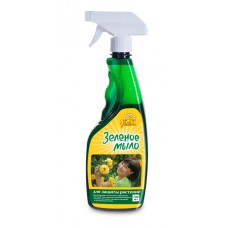Зеленое мыло спрей 700мл (12шт) Вх