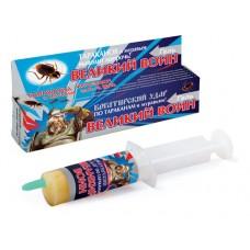 Великий воин гель 45г син уп тараканы(60шт) Вх