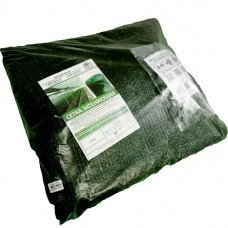 Сетка для затенения 55%(фасованная3*6м,в комп с клипсой 19шт)цв зел