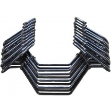 Крючок двойной для удержания пленки (оцинкованный)