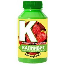 Удобрение Калийвит для клубники  220мл 20шт/кор
