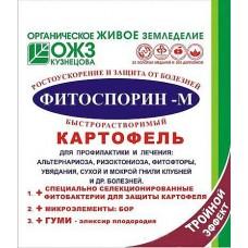 Фитоспорин-М  100г (паста) картофель быстрораст (30шт) БашИнком