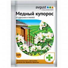 Купорос медный 100г (150шт) Авг