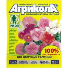 Агрикола д/цвет.растений  25г (200шт) 04-061 Тех