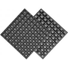 Рассадная кассета 72 ячеек (V75см.куб) (толщ 1мм)Таганрог