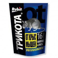 Рубит 16 доз парафиновый брикет ТриКота 160гр (40шт/кор) Летто
