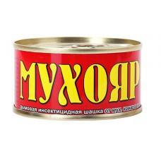 Дымовая шашка Мухояр от мух, ос,комарв 50гр (40шт) Вх