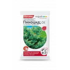 Пиноцид амп 2мл Незаменимый препарат от комплекса вредителей на хвойных растениях.(200шт)Авг Новинка