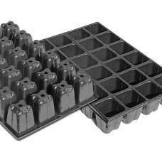 Рассадная кассета 24 ячеек(V170см.куб.)  (толщ1мм)Таганрог