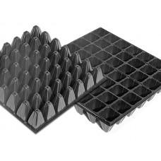 Рассадная кассета 49 ячеек конус (V120см.куб) (толщ 1мм)Таганрог