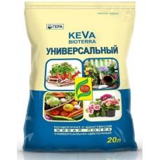 Грунт KEVA BIOTERRA универсальный 20л Г