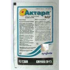 Актара 4г (150/15) (150шт/кор) S&G