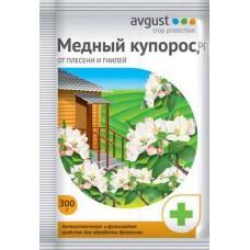 Купорос медный 300г (50шт) Авг