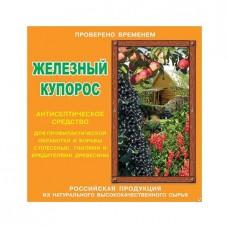 Купорос железный 250г (50шт) Флора-Ф