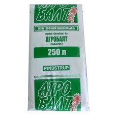 """Торф """"Агробалт-В"""" верховой фр 0-20мм(зелен) ( pH= 3,5-4,5) 250л 15шт/п"""