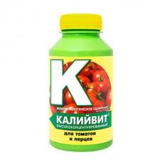 Удобрение Калийвит для томатов и перцев  220мл 20шт/кор