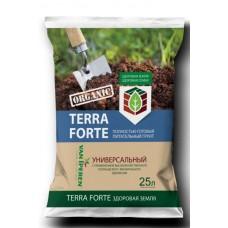 """Грунт """"Здоровая земля""""(Terra Forte) 25л универс. Фарт"""