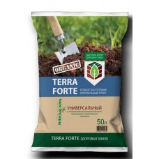 """Грунт """"Здоровая земля""""(Terra Forte) 50л универс. Фарт"""