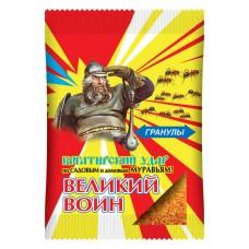Великий воин гранулы от муравьев 50г (100шт) Вх