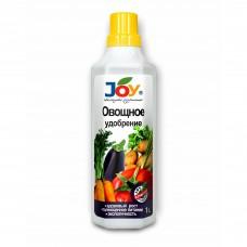 JOY Лигногумат NPK-6%Овощное фл 1л (9шт/кор) на 480л воды  JOY