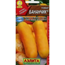 Томат Бананчик 20шт Аэлита