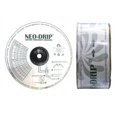Капельная линия NEO-DRIP 6милс/20см/1,6лч/эмит(100м) Россия