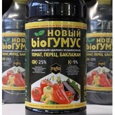 Удобрение МЕРА Биогумус томат, перец, баклажан с фульвокислотами 1л (9шт)