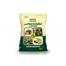 Грунт KEVA BIOTERRA для рассады и овощей 10л (8шт) Г