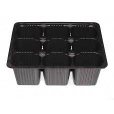 Рассадная кассета мини 9 ячеек (Vяч 95мл) (80шт)