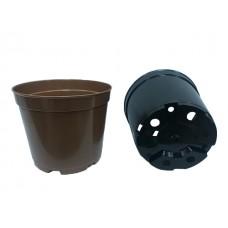 Горшок д/рассады круг 180х150 (V3л)(200шт)литой