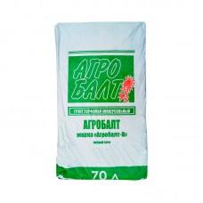 """Торф """"Агробалт-В"""" верховой фр 0-20мм(зелен) ( pH= 3,5-4,5) 70л 45шт/п"""
