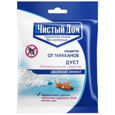 Дуст инсектицидный ЧД 50г(100шт) 02-452 Тех