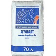 """Торф """"Агробалт-С"""" верховой нейтр заправленный фр 0-20мм и 0-20мм (pH5.5-6) 70л 45шт/п"""