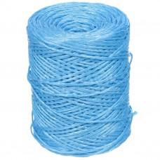 Шпагат полипропиленовый 500текс 800м син свет стаб  (20шт/уп)